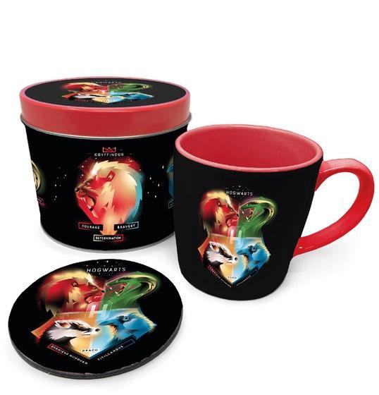 Hogwarts Mug Tin Set