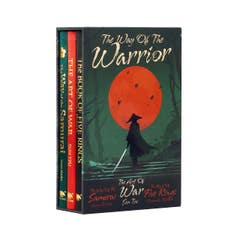 The Way of the Warrior: Deluxe 3-Volume Box Set Edition