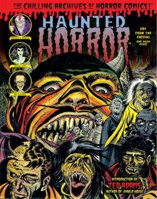 Haunted Horror: Cry From The Coffin
