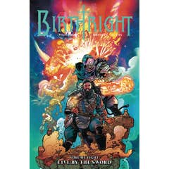 Birthright Volume 8: Live by the Sword