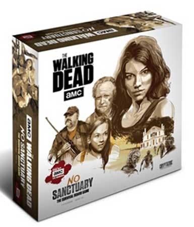 The Walking Dead: No Sanctuary – Expansion 1: What Lies Ahead