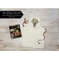 The Elder Scrolls(r) the Official Cookbook Gift Set: The Official Cookbook Based on Bethesda Game Studios' RPG Perfect Gift for Gamers