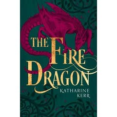 The Fire Dragon (The Dragon Mage, Book 3)
