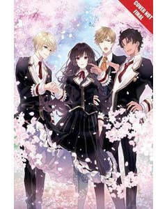 I Was Reincarnated as the Villainess in an Otome Game but the Boys Love Me Anyway!, Volume 1
