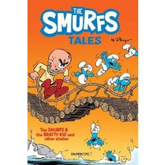 The Smurf Tales #1 PB: The Smurfs and the Bratty Kid