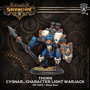 Thorn - Character Warjack