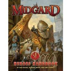 Midgard: Heroes Handbook