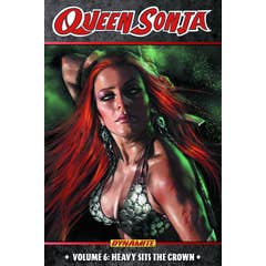 Queen Sonja Volume 6: Heavy Sits the Crown
