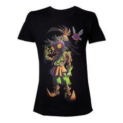 Majora's Mask Skull Kid T-Shirt (L)