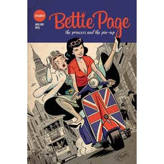 Bettie Page: The Princess & The Pin-up TPB