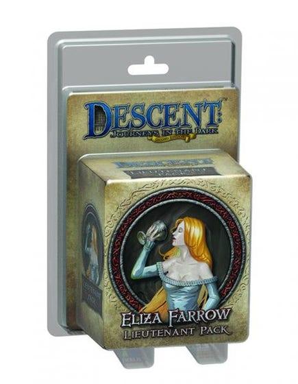 Descent: Journeys in the Dark (Second Edition) – Eliza Farrow Lieutenant Pack