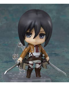 Mikasa Ackerman Nendoroid Action Figure 10 cm