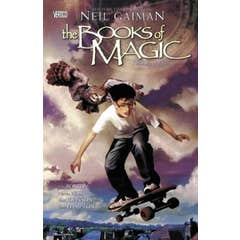 The Books Of Magic Deluxe Edition