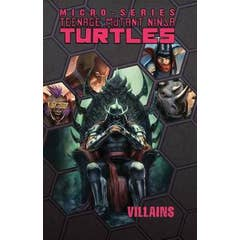 Teenage Mutant Ninja Turtles Villains Micro-Series Volume 2