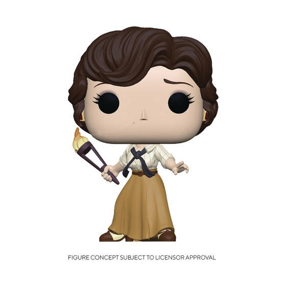 Pop Movies Mummy Evelyn Carnahan Vin Fig