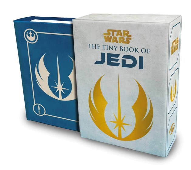 Star Wars: The Tiny Book of Jedi (Tiny Book): Wisdom from the Light Side of the Force