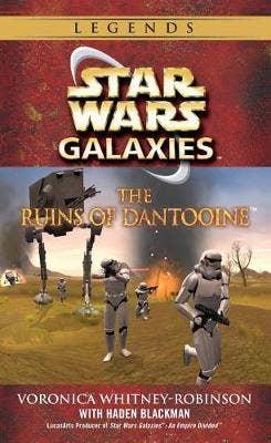 The Ruins of Dantooine: Star Wars Galaxies Legends