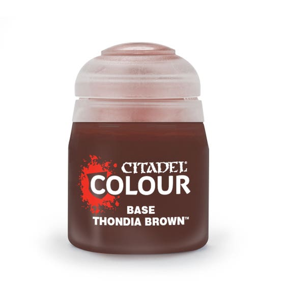 Thondia Brown Base Paint