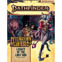 Extinction Curse Part 2 Legacy of the Lost God