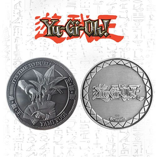 Yugi Limited Edition Collectible Coin