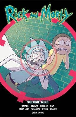 Rick and Morty Volume 9