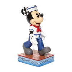 Snazzy Sailor Mickey Mouse Figurine 13 cm