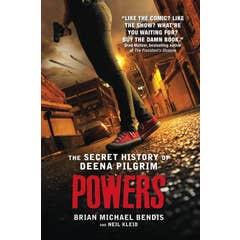 Powers: The Secret History of Deena Pilgrim