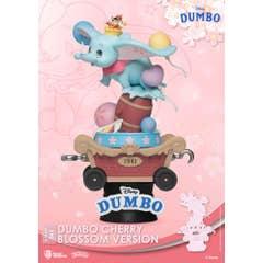 Dumbo Cherry Blossom Version D-Stage PVC Diorama 15 cm
