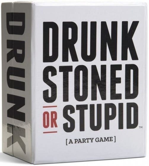 Drunk Stoned or Stupid: A Party Game