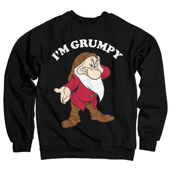 I'm Grumpy Sweatshirt (L)