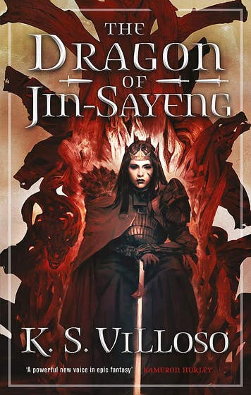 The Dragon of Jin-Sayeng: Chronicles of the Bitch Queen Book Three