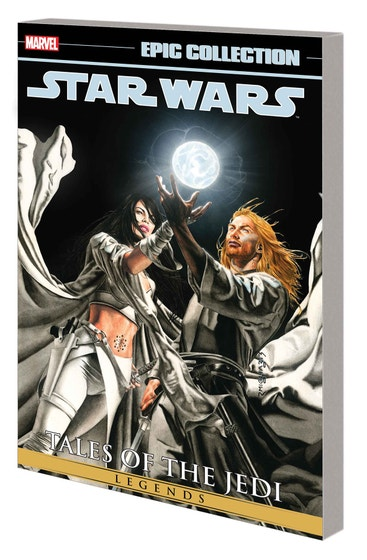 Star Wars Legends Epic Collection: Tales Of The Jedi Vol. 1