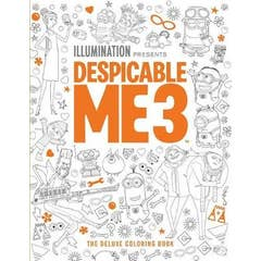 Despicable Me: The Deluxe Coloring Book