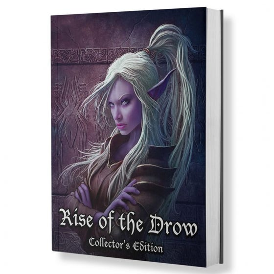 Rise of the Drow Collector's Edition
