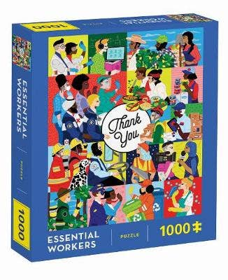 Essential Workers 1000-Piece Puzzle