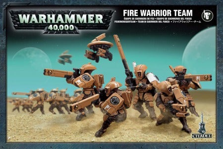 Tau Fire Warriors / Breacher Team