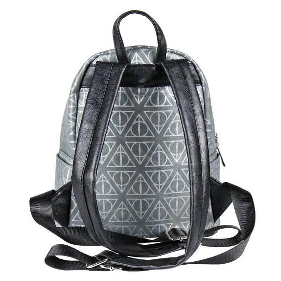 Deathly Hallows Casual Fashion Backpack
