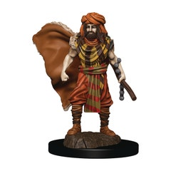D&d Icons Realm Premium Painted Fig Human Druid Male