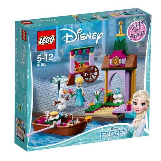 Elsas eventyr på markedet