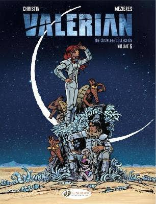 Valerian: The Complete Collection Vol. 6