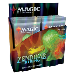 Zendikar Rising Collector's Booster Display Box