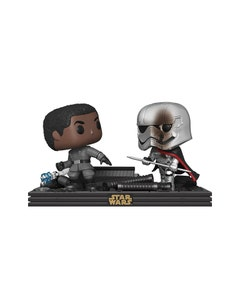 Rematch on the Supremacy POP! Movie Moment