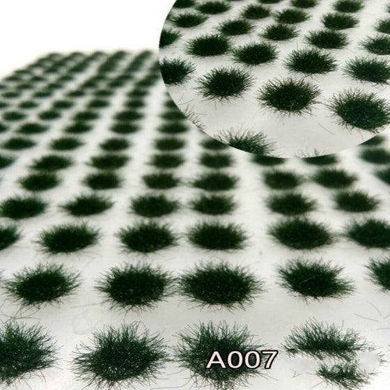WEIJING GRASS TUFT DEEP GREEN (50)