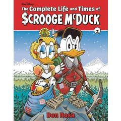 The Complete Life and Times of Scrooge McDuck Vol. 2