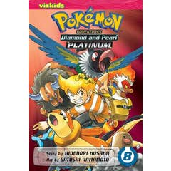 Pokemon Adventures: Diamond and Pearl/Platinum, Vol. 8