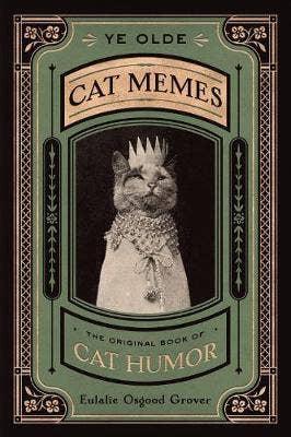 Ye Olde Cat Memes: The Original Book of Cat Humor