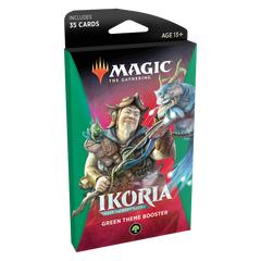 Ikoria Lair of Behemoths Green Theme Booster Pack
