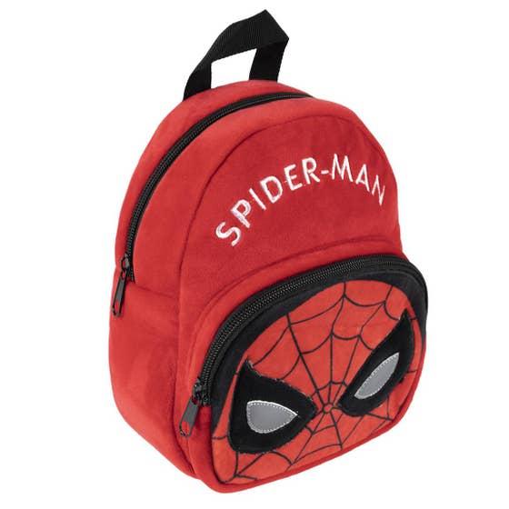 Spider-Man Kindergarten Teddy Backpack