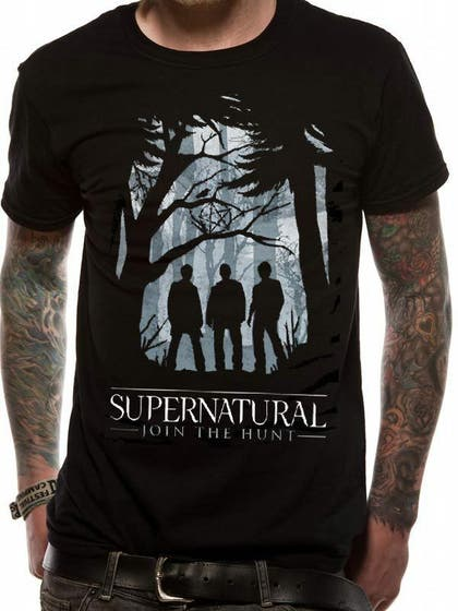 Group Outline T-Shirt (L)