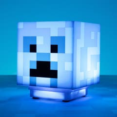 Charged Creeper Light with Sound